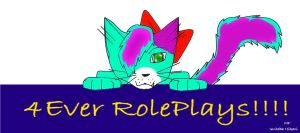 4ever RolePlays Logo by Insheba