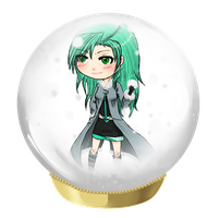 MS: Snowglobe Marianna by Vadovas