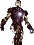 Ironman by evilchinesefood