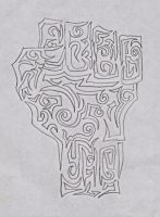Tribal Fist Tat by Bodhi-The-Wicked