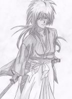 Rurouni Kenshin by scamed