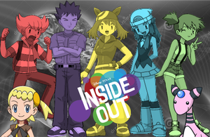 Inside Out by AdvanceArcy