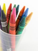 Stock - Crayon Series 6 by mystockphotos