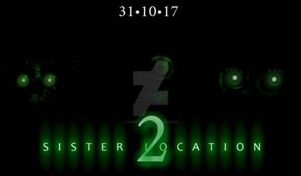 Sister Location 2 Teaser on fnafworld.com (Edited) by JaritotoHy99