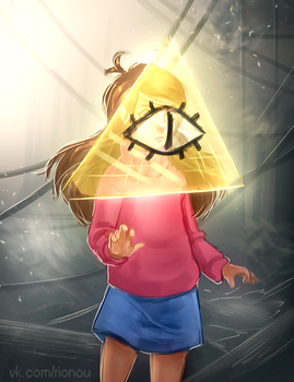 Mabel Pines by redcat-bear