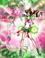 Sailor Jupiter by SailorDream