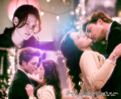 bella and edward x by aruinedmonday