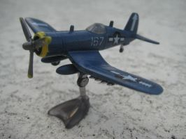 Aircraft Model Collection: F4U Corsair by TheOrcaPilot