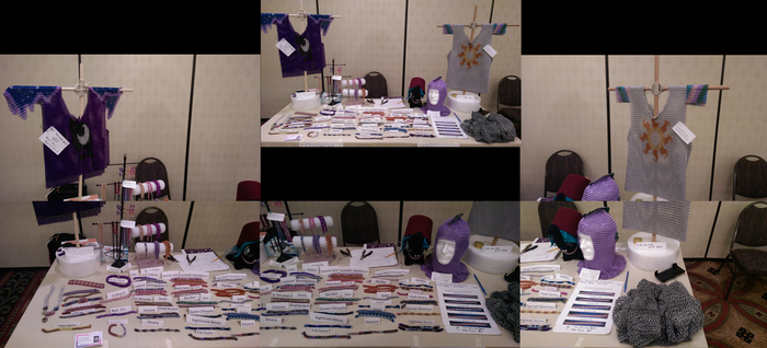 Full Vendor display from DerpyCon South by TheGiantsnoll