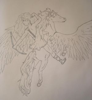 greek pegasus