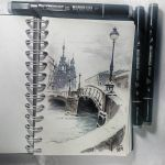 Instaart - Tripartite Bridge by Candra