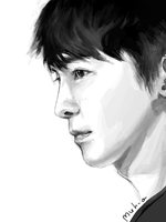 Lee Donghae by Muh-a