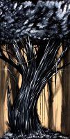 Black Tree by JoeDeD