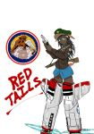 Tuskegee Red Tails: Julian Freeman by Ozoneknight