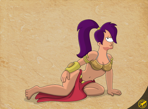 Princess Leela by TheFightingMongooses