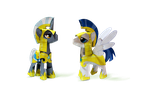 royal canterlot guards photo by Kna