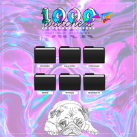 1k pack | Link en descripcion by WhatTheHellResources