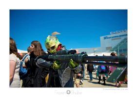 Thane Krios Mass Effect 2 Cosplay: Killing Shot by ManticoreEX
