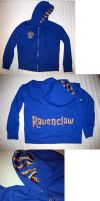 Harry Potter Ravenclaw Hoodie by giraffidae