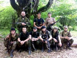 Chechen MuJahideen - 8 by CheWoLF