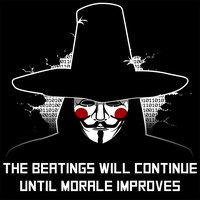 The beatings will continue until morale improves by xxdigipxx