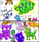 Iscribble Again by racingwolf
