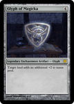 Glyph of Magicka - Magic: the Gathering, ESO Style by Whisper292