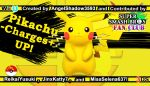 Pikachu Challenger Approaching! by AngelShadow3593