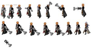 Master Xehanort sprite sample by OmegaSlaserdude-EXE