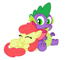 Snuggly Wuggly by AleximusPrime