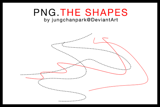 PNG.TheShapes by jungchanpark by justblackssi