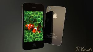 iPhone4 by xQUATROx