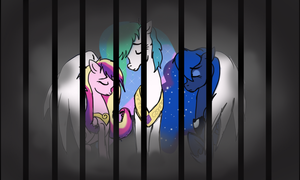 Bride of Discord - Trapped Princesses 1 by WolfSpirit1292