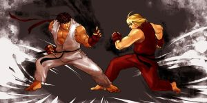 streetfighter 03 by rickar2010