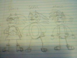 Sonic Underground! by STORMERS-ATTITOONS