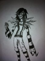 Laughing Jack Request. by SerVantoDeathwing