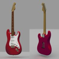 Fender Stratocaster MiJ by zpaolo