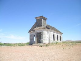 Ghosts of New Mexico by Ana-Lyn