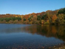 Lake Mohegan 2 by GUDRUN355