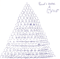Pascal's Triangle by MrNGm