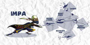 SMASH: IMPA by professorfandango