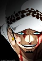 trafalgar law : the -D- will shake up the world .. by supernovas001