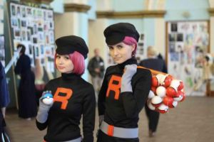 Team Rocket 03 by KyoudaiCosband