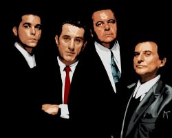 Goodfellas by Mnollock