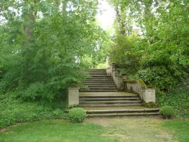 Romantic stairs by Highs-2-Lows