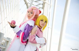 Gundam Seed Destiny by kenntee