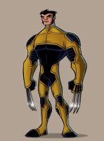 Wolverine Redesign- Classic by payno0
