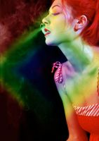 Smoke in Rainbows by TwilitesMuse