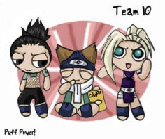 Team 10 - PUFFED by -babykefka-