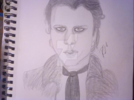 Ville Valo Join Me In Death by RienneCheshire